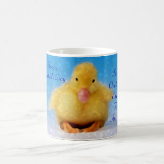 Happy Mother's Day From One Cool Chick! Coffee Mug