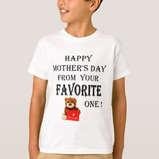 Happy Mothers Day gift T-Shirt