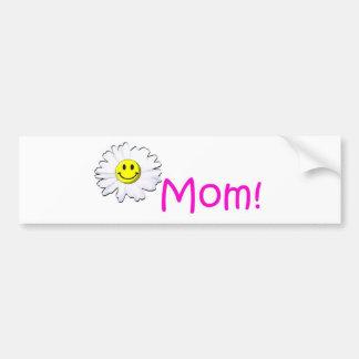 Happy Mother's Day! (Greatest Mom) Bumper Sticker