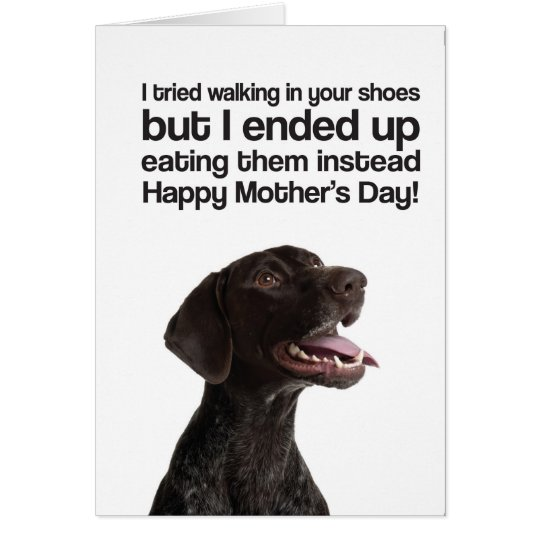 Happy Mother's Day (GSP) - Greeting Card