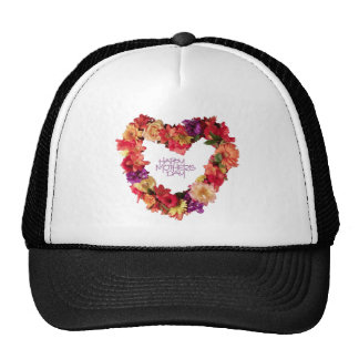 Happy Mothers Day , Hapy Mother's Day May 12th Trucker Hats
