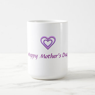 Happy Mother's Day Heart Mug