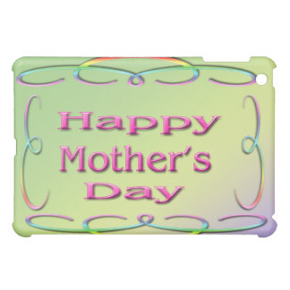 Happy Mother's Day  Case For The iPad Mini