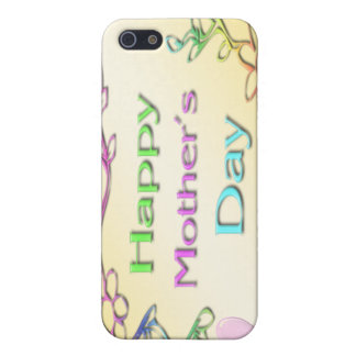 Happy Mother's Day  iPhone 5 Case