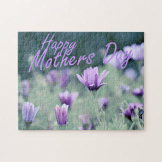 """""""Happy Mothers Day"""" Jigsaw Puzzle"""