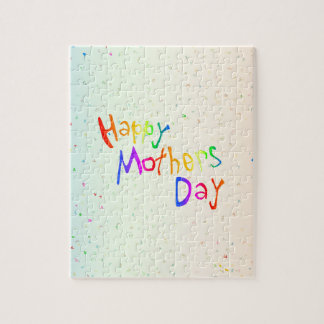 Happy Mothers Day Jigsaw Puzzle