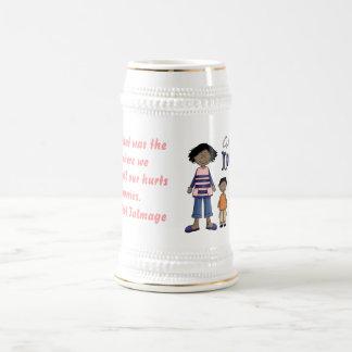 Happy Mothers Day - Kids & Present Beer Steins