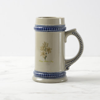 Happy Mother's Day (lily) Mug