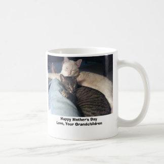 Happy Mother's Day! Love, Your Grandchildren Coffee Mug
