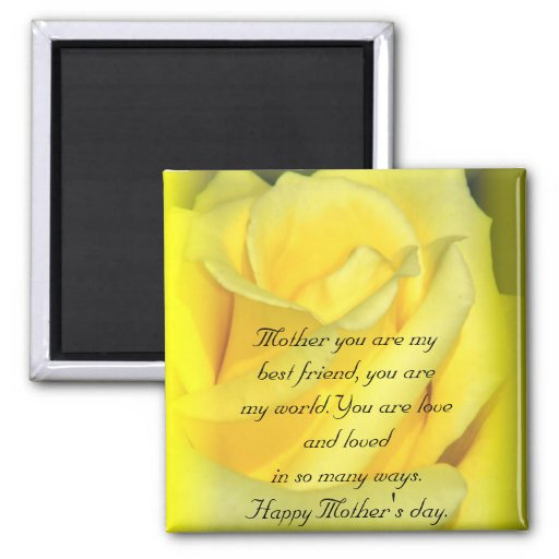 Happy Mother's Day_Magnet Magnet