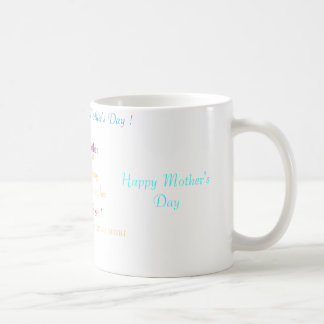 Happy Mother's Day, MindfulOutstandingThere for... Coffee Mug