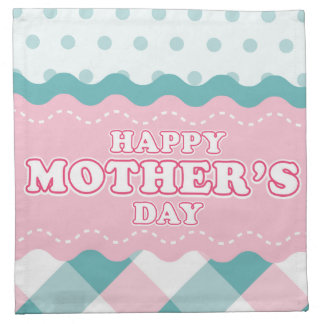 Happy Mother's Day Napkins