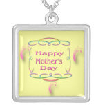 Happy Mother's Day Necklace