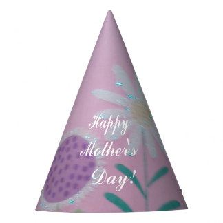 Happy Mother's Day! Paper Hats