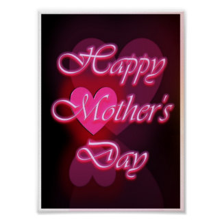 Happy Mother's Day Poster 2