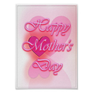 Happy Mother's Day Poster 3