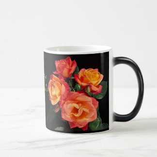 Happy Mother's Day Roses Morphing Mug