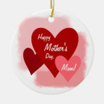 Happy Mother's Day Templates Ornament