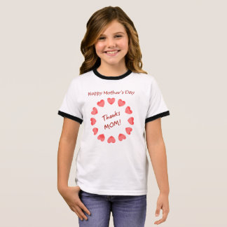 Happy Mothers Day Tshirt 2017