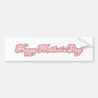 Happy Mothers Day wa Bumper Sticker