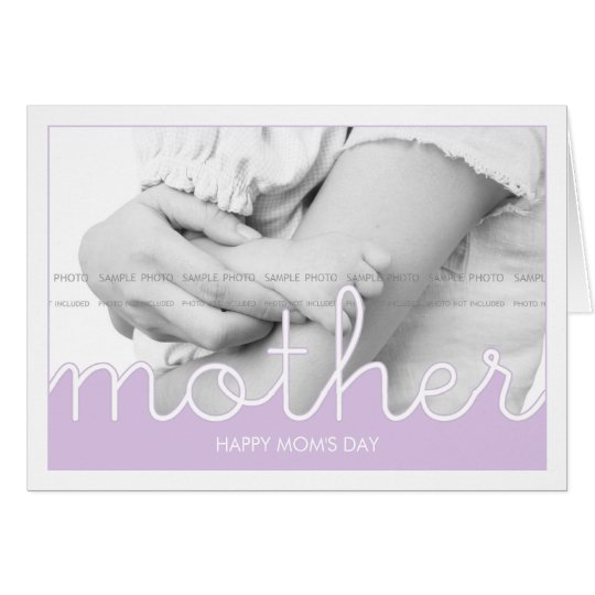 Happy Mother's Day Wishes Photo Moms Day Lavender