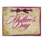 Happy Mother's Day Wishes Postcard