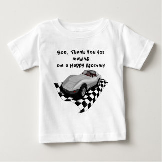 Happy Mother's/Father's Day. Customizable Baby T-Shirt