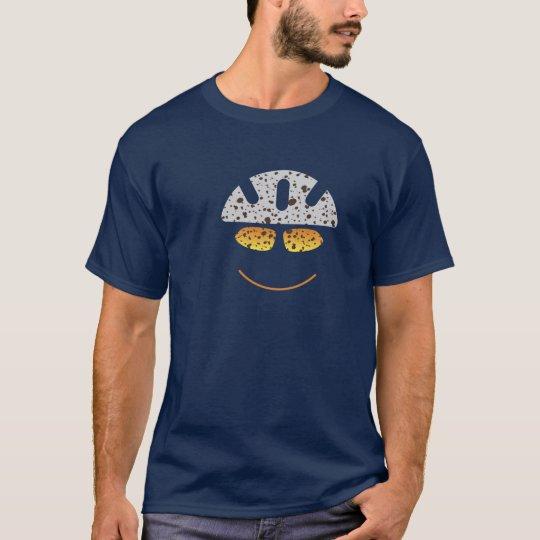 Happy Mountain Biker T-Shirt