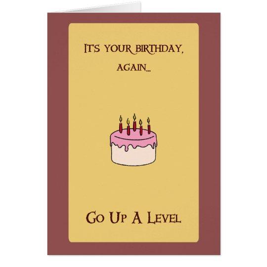 Happy Munchkin Birthday! Card