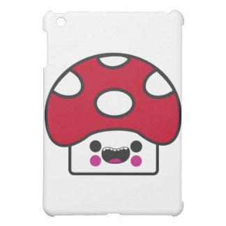 Happy Mushroom iPad Mini Cases