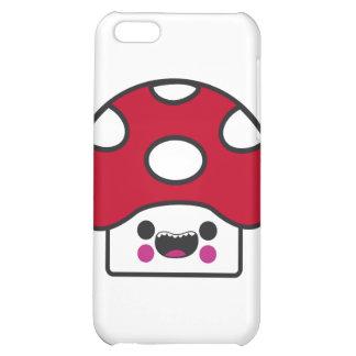 Happy Mushroom iPhone 5C Case