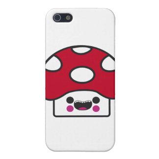 Happy Mushroom iPhone 5 Case
