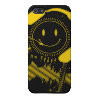 Happy_Music Cover For iPhone 5/5S