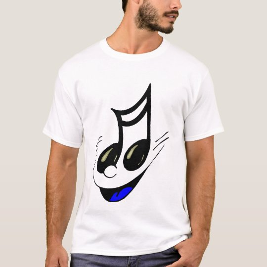 Happy Music Key Shirt