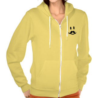 Happy Mustache Smiley shirts & jackets