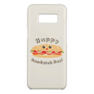 Happy National Sandwich Day Cute And Kawaii Case-Mate Samsung Galaxy S8 Case