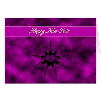 Happy Naw-Ruz Card