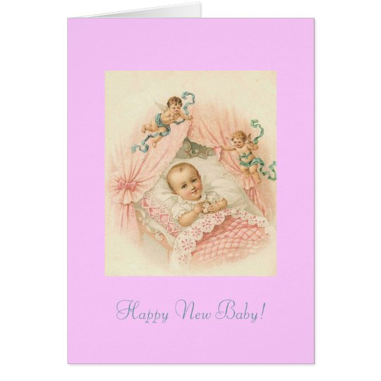 Happy New Baby! Card