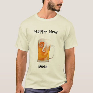 Happy New Beer T-Shirt