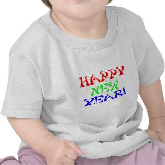 Happy New Year 1 Tee Shirt