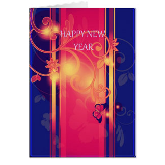 HAPPY NEW YEAR 2011 GREETING CARD