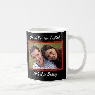 Happy New Year 2012 Custom Photo Mug