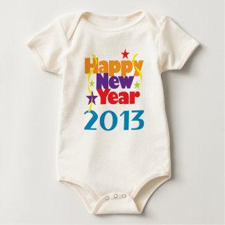 Happy New Year 2013 Bodysuits