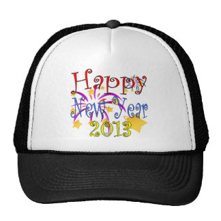 Happy New Year 2013 Hat