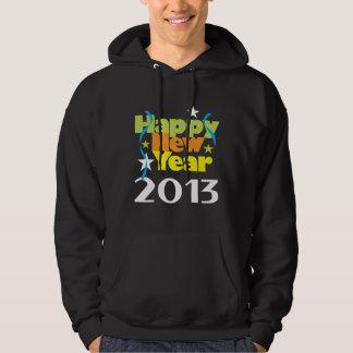 Happy New Year 2013 Hoodies