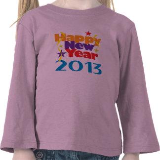 Happy New Year 2013 T-shirt