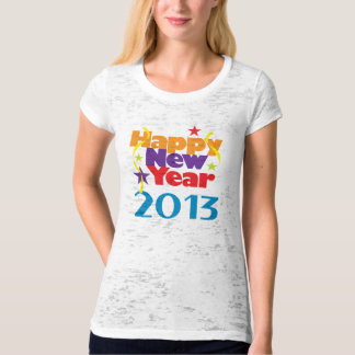 Happy New Year 2013 T-Shirt