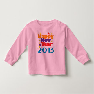Happy New Year 2013 Toddler T-Shirt