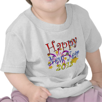 Happy New Year 2013 T Shirt