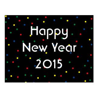 Happy New Year | 2015 Postcard